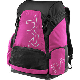 TYR Alliance 45L Rugzak, pink/black